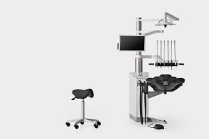 xo sillon dental ueda tecnologia dental